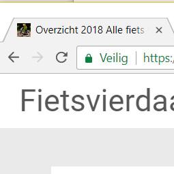 Overstappen op HTTPS