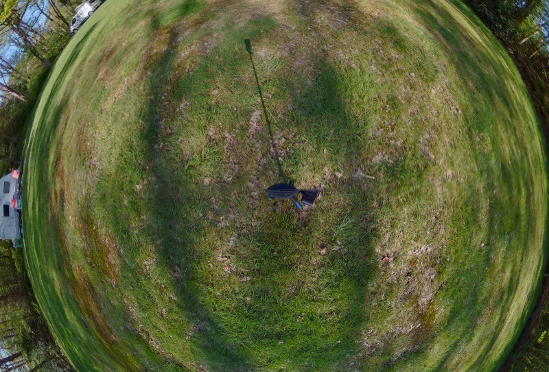 360 graden foto's